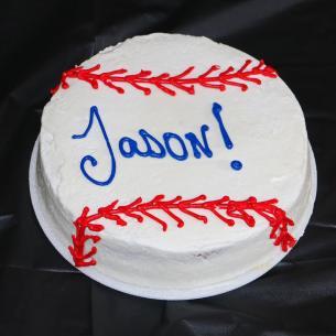 Baby J's Smash Cake
